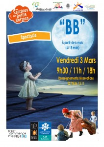 Affiche SPE 2017 spectacle BB