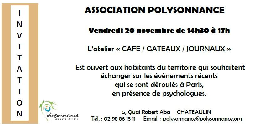 CAFE PRESSE JOURNAUX
