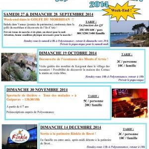 plaquette sorties conviviales extension sept-dec 2014 originale
