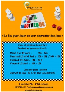 horaire vac avril