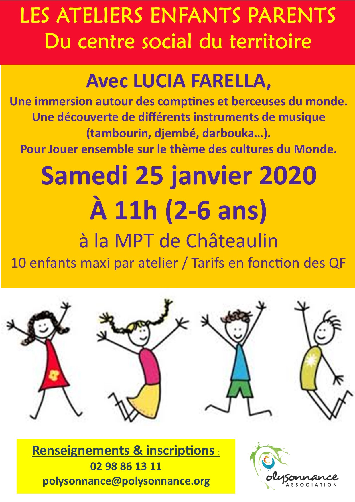 Atelier enfants-parents