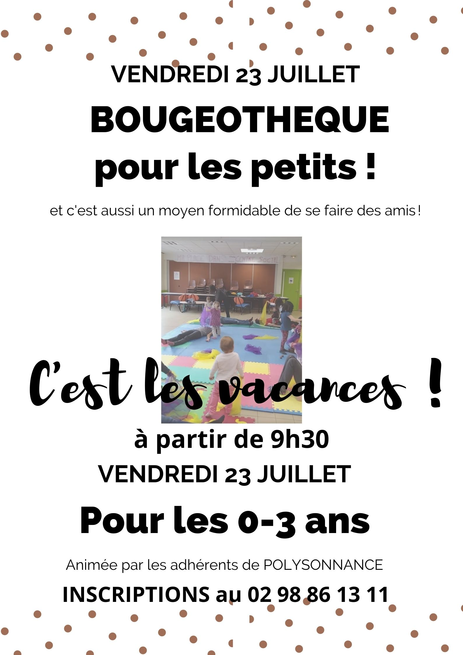 BOUGEOTHEQUE – VENDREDI MATIN 23/7