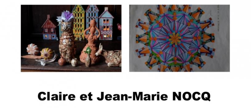 QUAI DES ARTS  : EXPOSITION DU 1ER AU 28 FEVRIER «POTERIES ET MANDALAS»
