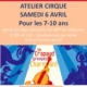 ATELIER ENFANTS PARENTS du 6 avril 2019
