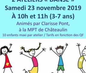 Ateliers Enfants parents
