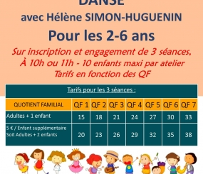 Ateliers enfants-parents