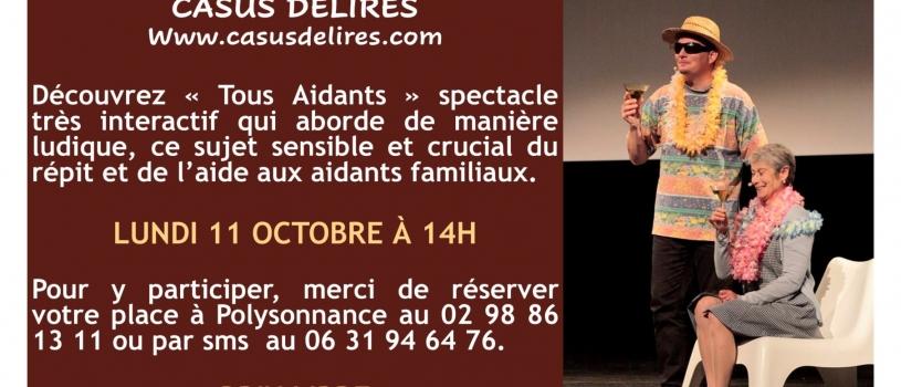 Spectacle «Tous Aidants»
