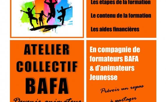 Atelier «En savoir plus sur le BAFA»