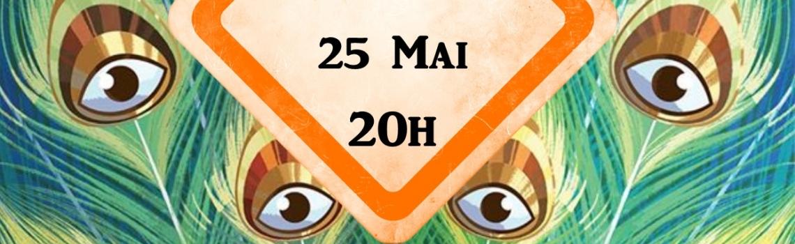 PROCHAINE SOIRÉE JEUX : VENDREDI 25 MAI – 20H – RUN AR PUNS