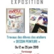 QUAI DES ARTS : Vernissage MARDI 25 JUIN à 18h