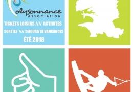 Le Programme d'Activités de l'été 2018