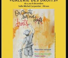 COUP DE COEUR du Concours départemental des Francas – AGIS SUR TES DROITS