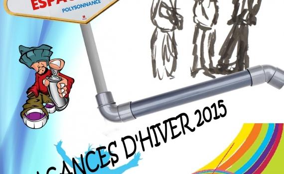 Les animations de l'Espace Jeunes – Vacances de février 2015